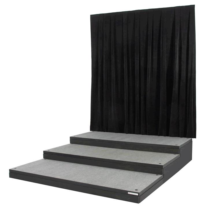stage backdrop drape